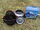 Чайник DS-12 - 1.2л туристический походный для горелки, фото 2