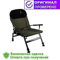 Карповое кресло Elektrostatyk с подлокотниками (FK5)