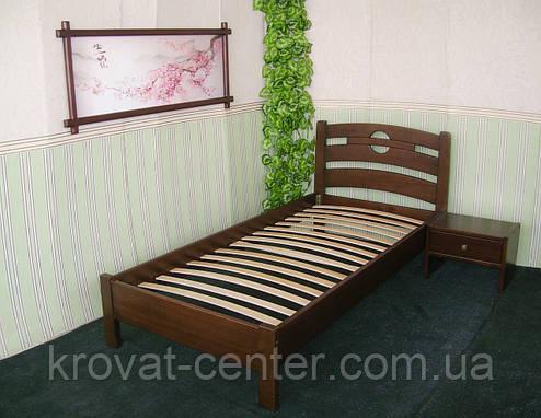 """Детская кровать """"Сакура"""". Массив - сосна, ольха, береза, дуб., фото 2"""