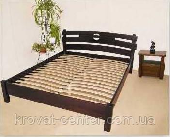 """Кровать для гостиниц """"Токио"""". Массив - сосна, ольха, береза, дуб., фото 2"""