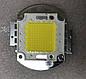 Светодиод матричный PREMIUM СОВ для прожектора SL-100 100W 4100К (45Х45 mil) Код.59198, фото 2