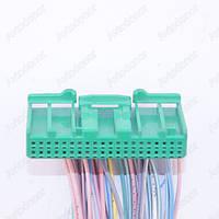 Разъем электрический 28-и контактный (46-10) б/у 1379671