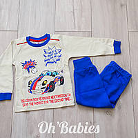 Пижама для мальчика 104 размер