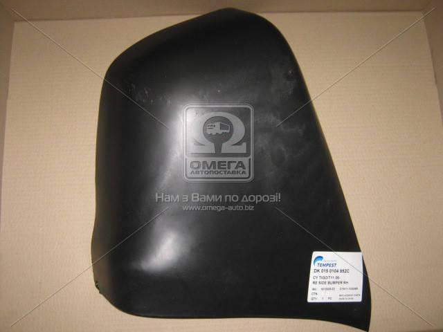 Уголок бампера правый Чери Тигго 2005-12 (пр-во TEMPEST)