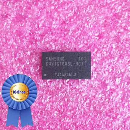Микросхема K4W1G1646E-HC11, фото 2