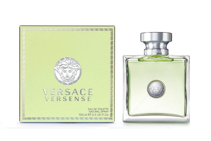 Парфюмерия женская Туалетная вода Versace Versense 100 ml Тестер (Реплика)  - Elite Arom в 1dc9bd5d29eba