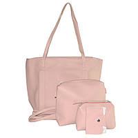 Комплект сумок и аксессуаров 4 в 1 01552913721964pink розовый