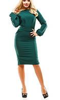 Женское стильное платье 46