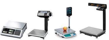 Виды весов
