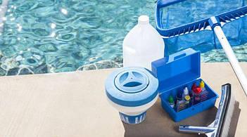 Догляд за басейном