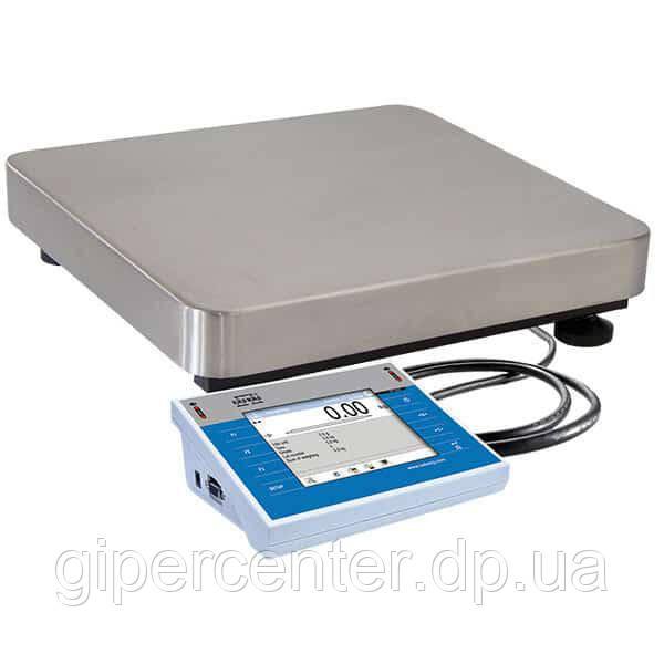 Весы лабораторные Radwag WLC 6/Y/1 до 6000 г, дискретность 0.1 г; 300х300 мм
