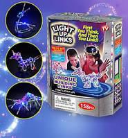 Детский конструктор Light Up Links -светящийся конструктор, фото 1