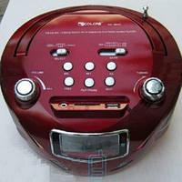 Радиоприемник GOLON RX-669Q USB/SD/FM Код:8246