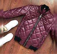 Куртка женская ромб, фото 1