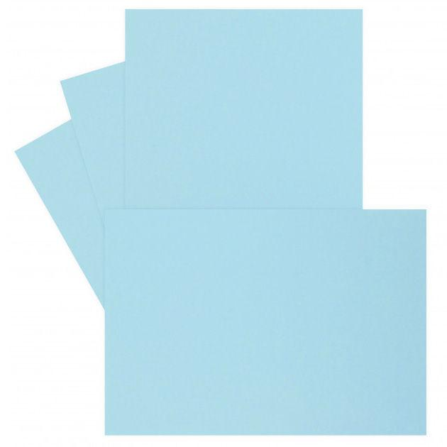 Бумага цветная для принтера Пастель А4 80г/м 500л. SPECTRA color_180 голубой пастель