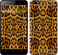 "Чехол на Huawei Honor 4X Шкура леопарда v2 ""1075u-166-7673"""