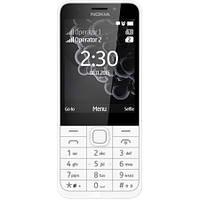 Nokia Asha 230 (White)