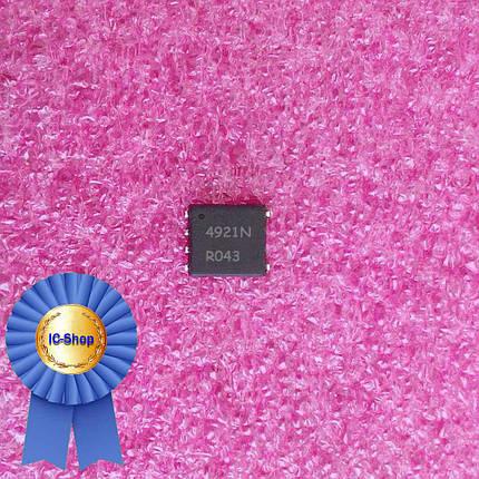 Микросхема NTMFS4921N ( 4921N ), фото 2