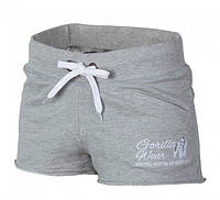 Шорты для фитнеса Women's New Jersey Sweat Shorts Gray, фото 1