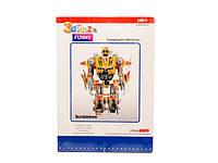 """Пазли 3D картон """";Robot Bumblebee """"; Код:06001474"""