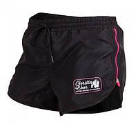 Шорты для фитнеса Women's New Mexico Cardio Shorts Black/Pink, фото 1