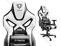 Игровое кресло Diablo X-Fighter  Белый