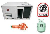 Крышные кондиционеры RUUD UNKP- 360 c электронагревом R-22A 70/- кВт.