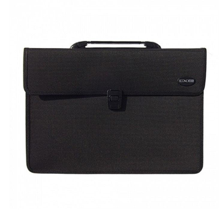 Портфель В4 2 отд. пластик Economix 31606