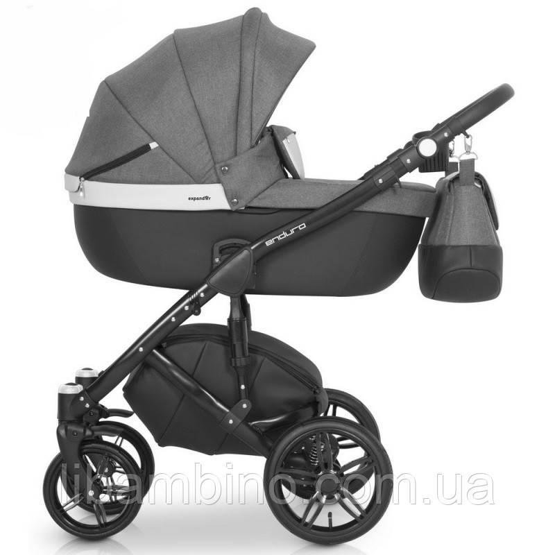 Дитяча універсальна коляска 2 в 1 Expander Enduro 03 White