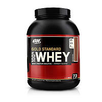 Optimum Nutrition 100% Whey Gold Standard, delicious strawberry 2,3 kg