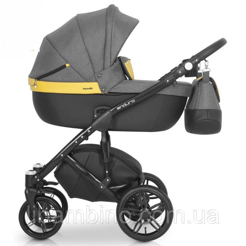 Дитяча універсальна коляска 2 в 1 Expander Enduro 05 Yellow