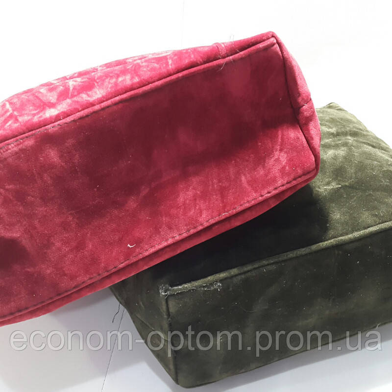 Стильная женская сумочка с твердой удобной ручкой