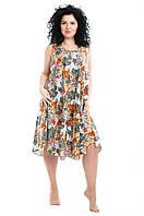 Женское летнее платье 1231-1