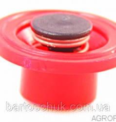 Клапан корпусу розпилювача 0-105/08, фото 2