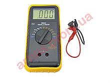 Мультиметр (измеритель ёмкости) DM-6243 цифровой