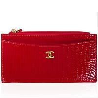Женский кошелек Chanel 9043 Red