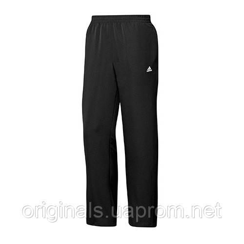 Черные спортивные брюки (штаны) Адидас мужские ESSENTIALS Standford Pants X12268