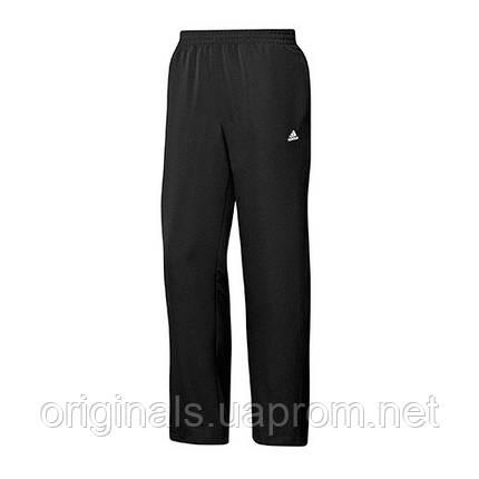 Черные спортивные брюки (штаны) Адидас мужские ESSENTIALS Standford Pants X12268, фото 2