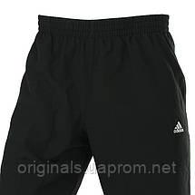 Черные спортивные брюки (штаны) Адидас мужские ESSENTIALS Standford Pants X12268, фото 3