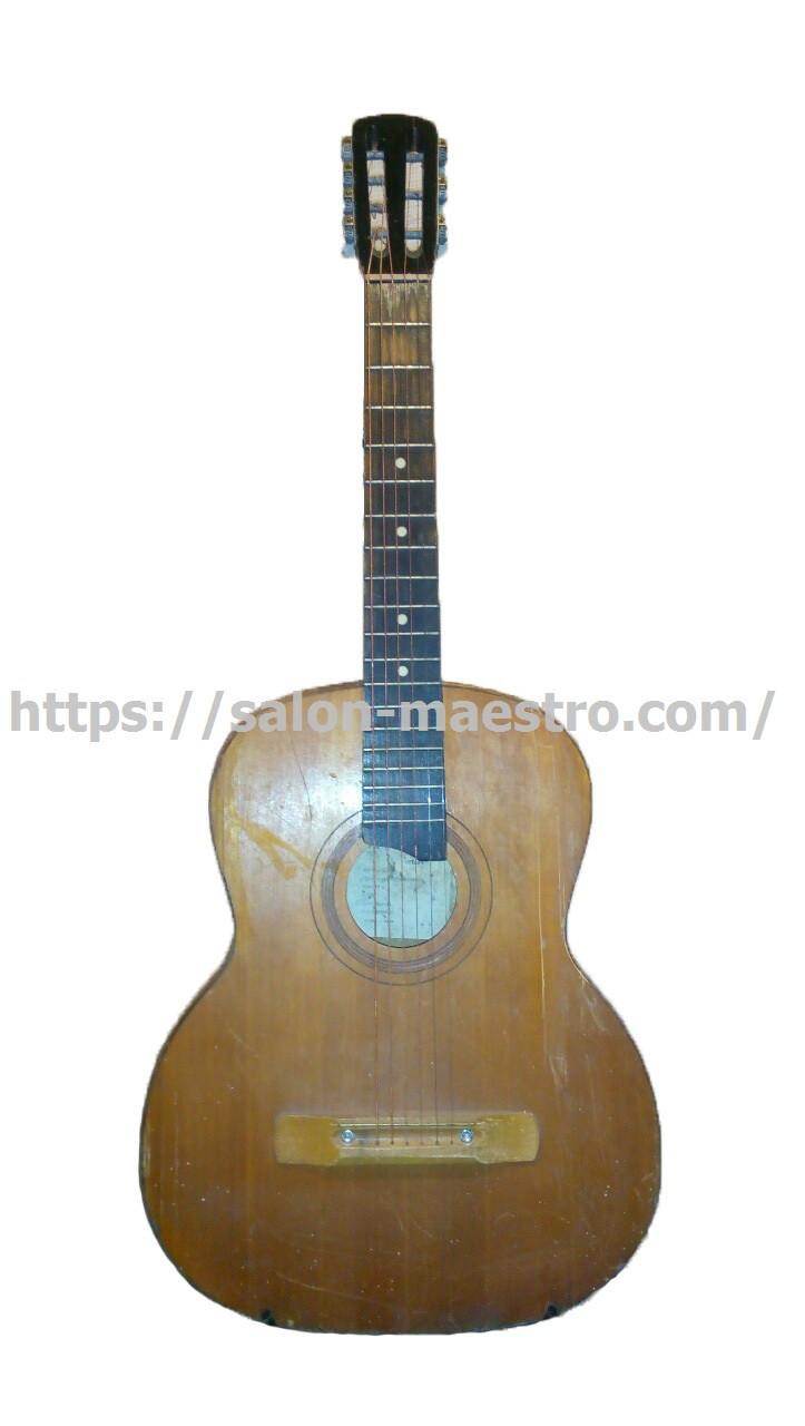( 01\1455 ) Черниговская Гитара для Начинающих Гитаристов