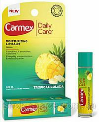 Бальзам для губ Carmex Tropical Colada