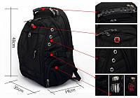 Швейцарский водонепроницаемый рюкзак SwissGear WENGER