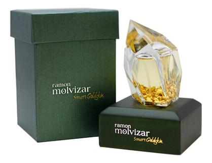 Ramon Molvizar  Smart Goldskin 75ml (tester) парфюмированная вода (оригинал)