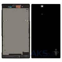 Корпус Sony C6802 XL39h Xperia Z Ultra / C6806 Xperia Z Ultra / C6833 Xperia Z Ultra Black