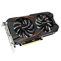 Видеокарта GIGABYTE GeForce GTX 1050 Ti Windforce OC 4G (GV-N105TWF2OC-4GD)
