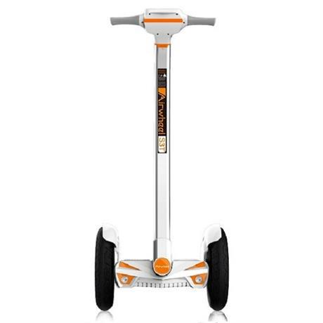 Гироборд-макси AIRWHEEL S3T+ 520WH (белый/оранжевый) - Интернет магазин BuyPlace.com.ua  в Днепре