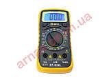 Мультиметр (тестер) DT838L цифровий, фото 2