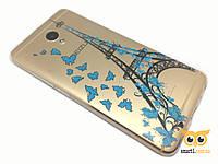Силиконовый чехол Paris для Meizu M5S