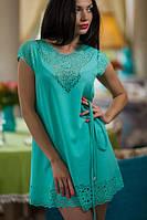 Самые модные платья. Платье  перфорация Лето (23) $