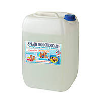 Жидкое средство для уменьшения уровня pH 20л. рН минус жидкий для дозирующий станций. Соляная кислота